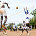 Ndejje volleyball coach basking in glory