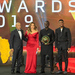 Sadio Mane crowned Africa's 2019 Player of the Year