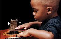 Identify, develop childrens' talents early