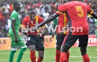 2018 CHAN qualifiers: Uganda 5  South Sudan 1