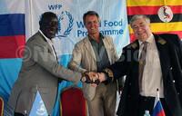WFP's $32m investment in Uganda a success