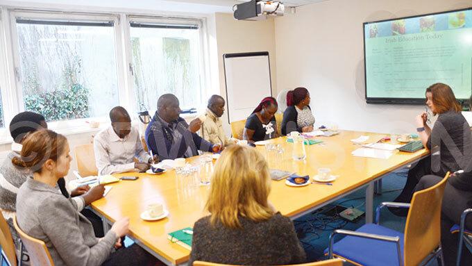 manda eary far right takes the teachers through the rish education system