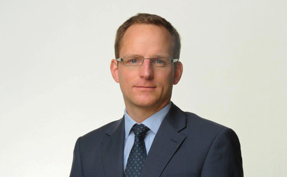 Stefan Gries of the BlackRock Greater Europe investment trust