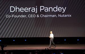 Nutanix CEO on atomization, incumbents, IBM and VMware