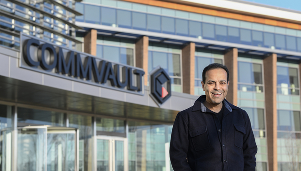 Data is the lifeblood of your business: Commvault CEO Sanjay Mirchandani