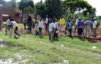 Kagadi residents resort to constructing own health centre
