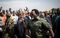 Protests as DRC opposition taps little-known MP as presidential candidate