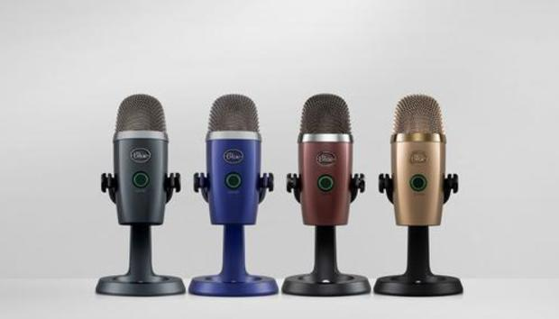 Blue introduces Yeti Nano USB Mic