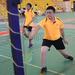 China - Uganda companies compete in badminton