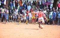 Kampala slum soccer derby due