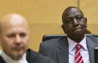War crimes court drops charges in Kenya Ruto case