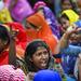 Around the world: Slogans, rallies and arrests