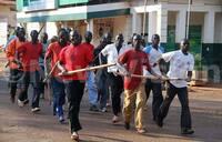 Crime preventer murdered; mob avenges death