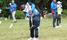 Uganda struggles at the Woodball World Cup