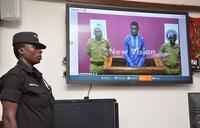 Bobi Wine back in court via video conferencing
