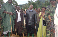 Govt to resettle Bududa survivors - Mbabazi