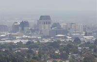 Wildfire razes homes in New Zealand