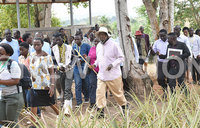 Museveni blasts army officers for beating school pupils in Jinja