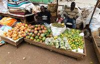 "Minister Kiwanda takes ""Miss Curvy"" campaign to market"