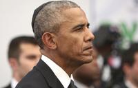 Obama says Peres reminded him of 20th-century giants like Mandela