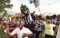 Ekung elected Lira University guild president