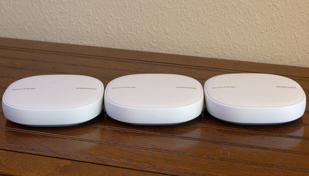 Samsung SmartThings Wifi review: A sensible choice for smart homes, but far from the best router