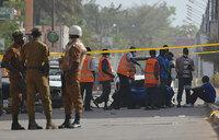 Foreigners among dead in Burkina Faso jihadist attack