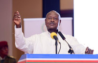 Uganda ready for first oil, says President Museveni
