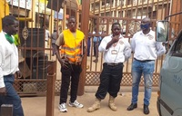 Kampala traders protest extra charges by landlord