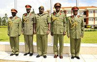 Museveni's son decorated Brigadier