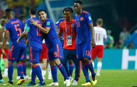 World Cup: Poland 0 Colombia 3