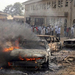 Suicide bombs kill 11 at military church in Nigeria