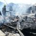 Fire guts Njeru, 19 families left homeless