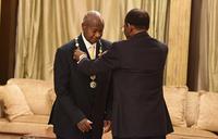 Museveni honoured in Equatorial Guinea