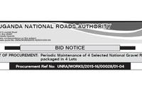 Uganda National Roads Authority (UNRA)