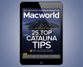 Macworld's April digital magazine exclusive: 25 Top macOS Catalina Tips
