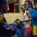 11 arrested in S.African police and army raid