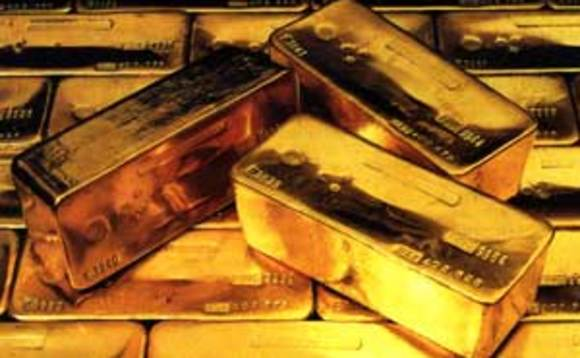 Increasing investment in gold-backed ETFs