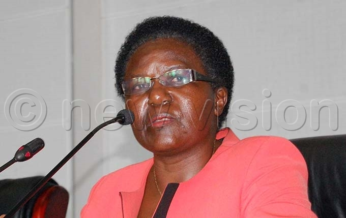 onica zuba teges threeyear stint as works minister has also come to an end ile hoto
