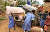 15,000 Rakai pupils stranded as officials close 100 schools