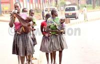 KCCA to send back Karimojong children