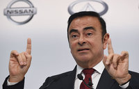 Ex-Nissan chief Ghosn charged, served with fresh arrest warrant
