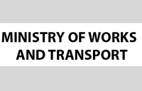 Notice from Ministry of works