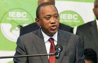 Kenya, Somalia to 'work towards peace' in sea border spat