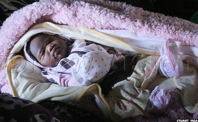 valyne yarisiimas baby girl