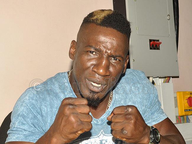 oses olola revolutionalised kickboxing hoto by ichael subuga