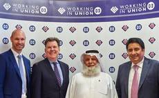 Hansard Int'l and Union Insurance unveil first joint product at Dubai event