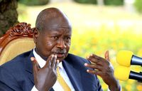 All boats to be registered and monitored - Museveni