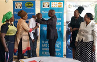 Men awarded for supporting fistula-stricken wives