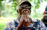 Kasirye Ggwanga in intensive care